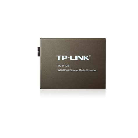 Tplink Tl Mc111cs 10 100mbps Wdm Media Converter Diskon tp link mc111cs wdm media mc111cs jar