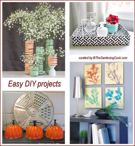 easy diy home projects easy diy craft projects