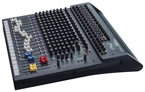 Mixer Audio Sound System spirit folio sx soundcraft professional audio mixers