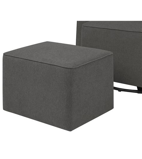 olive swivel glider and ottoman by davinci davinci olive swivel glider ottoman grey