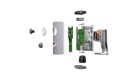 Piper Nv Smart Home Security System With Vision 180 Degree Vide smart home security guard piper now has vision style