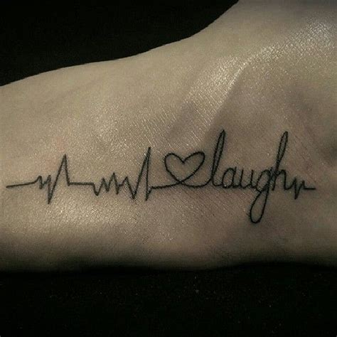 ekg tattoo meaning designs and meanings club free