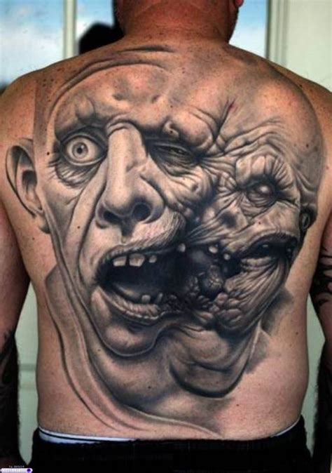 incredible tattoos 35 amazing 3d designs collections