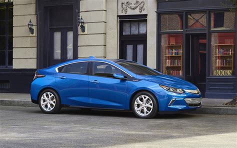 2016 Chevy Volt by 2016 Chevrolet Volt All New Design And 50 Mile Ev Range