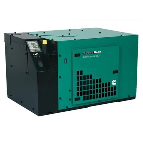 cummins onan commercial series qd5000 5kw diesel mobile