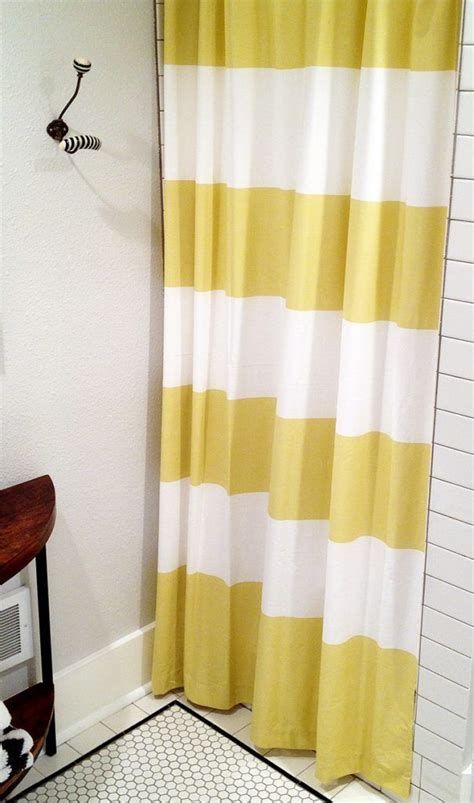 neutral striped curtains 25 best ideas about striped shower curtains on pinterest