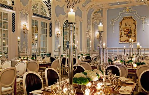 Elegant Dining Room Set by The Savoy Hotel London Wedding Amp Event Venue Exclusive