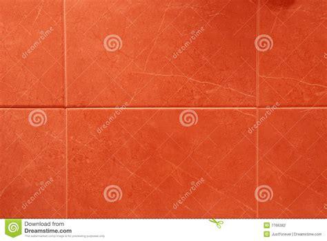 rote fliesen rote fliesen stockfotografie bild 7766382