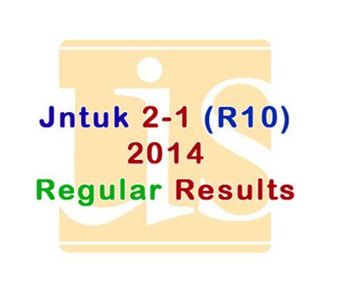 Mba 2014 Results Jntuk by Uandijntu