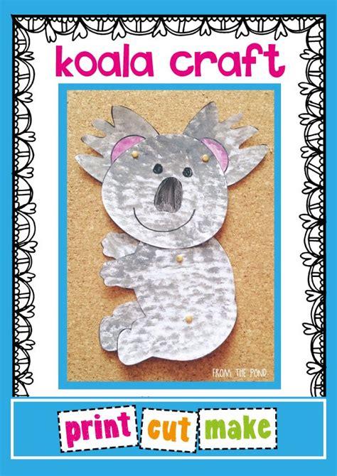koala craft for 25 best ideas about koala craft on australia
