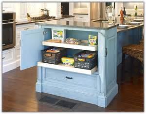 Kitchen Islands With Storage kitchen islands with storage
