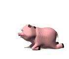 imagenes gif jpg png gifs animados de cerdos
