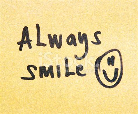 Always Free Search Always Smile Text Stock Photos Freeimages