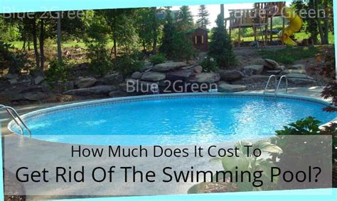 how much does it cost to remove a small tattoo cost to fill in an inground pool swimming pool fill in