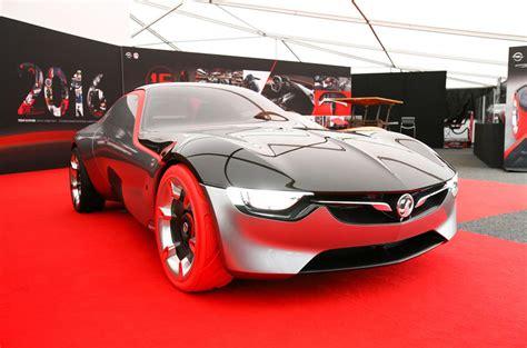 vauxhall gt concept could still make production autocar