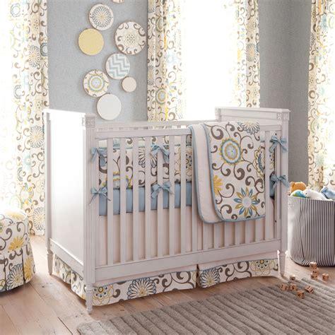 spa pom pon play baby crib bedding carousel designs and crib bedding sets