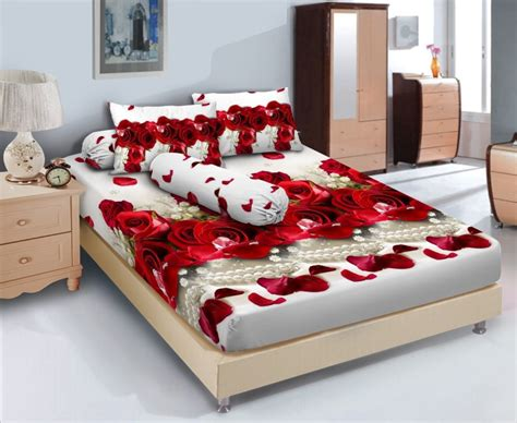 Sprei Vallery 180 Golden Sale sprei d luxe mulan kintakun collections bedcover sprei shop store