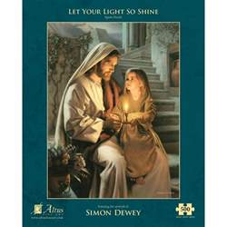 So Let Your Light Shine by Let Your Light So Shine Puzzle In Puzzles Ldsbookstore