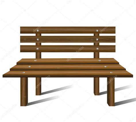bench stock wooden bench stock vector 169 helioshammer 17405069