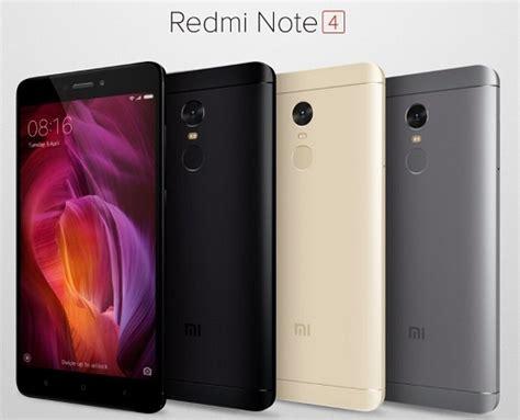 Harga Termurah Xiaomi Redmi Note 4 Resmi Tam 32gb Ram 3gb harga xiaomi redmi note 4 snapdragon dan spec oktober 2017