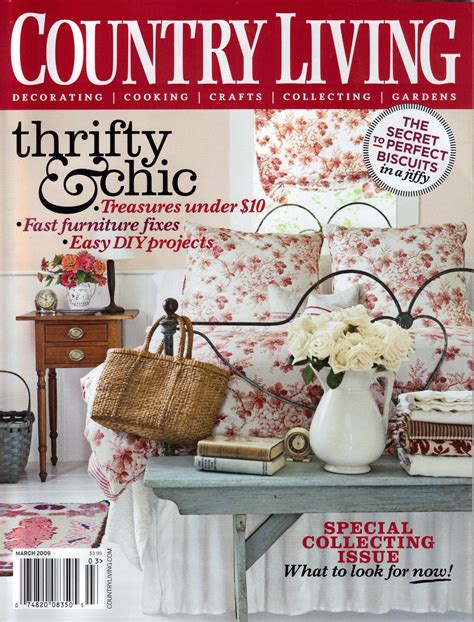 country living country living magazine only 5 99 year