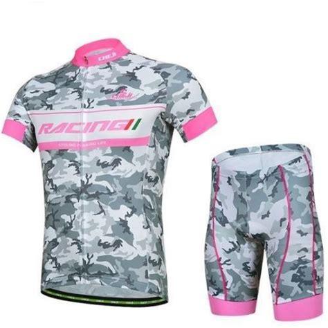 New S Camo Cycling Tops Compression Sleeve T Shirt Sport 2015 camo grey cycling jersey cycling shorts kits cycling sleeve jersey bib