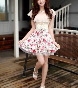 Baju Atasan Wanita Terbaru Promo Murah Original mini dress import cantik bunga model terbaru jual