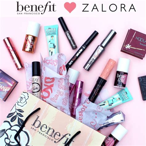 Eyeshadow Zalora benefit cosmetics is now on zalora per my