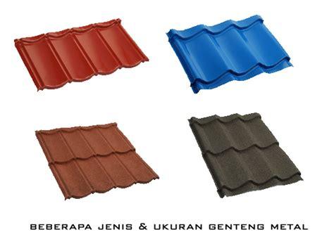 Baja Ringan Genteng Metal renovasi atap dengan konstruksi baja ringan dan genteng