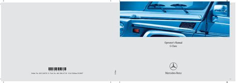 hayes auto repair manual 2007 mercedes benz g class spare parts catalogs 2007 mercedes benz g500 w463 g55 amg owners manual