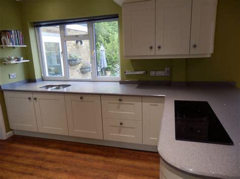 technistone starlight grey kitchen worktops ccg worktops