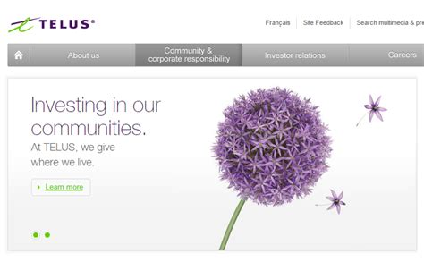 Telus Search Converge Network Digest Telus