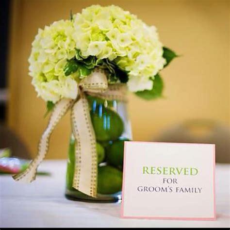 apple centerpieces hydrangea apple centerpiece wedding ideas