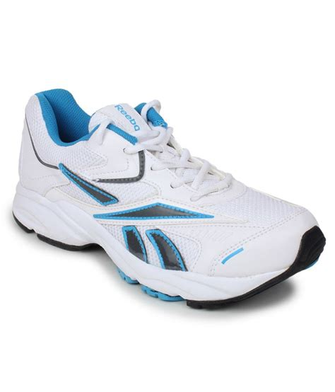 sport shoes white reebok white running sport shoes price in india buy