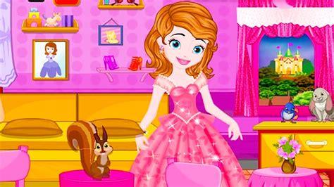 princess sofia bedroom sofia the first princess sofia bedroom decor cleaning disney movie cartoon game
