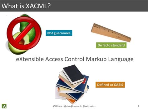 pattern language markup language xacml for developers updates new tools patterns for