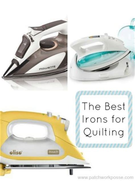 Mini Irons For Quilting by Mini Irons For Applique
