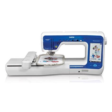brother sewing quilting and embroidery machine dreamweaver