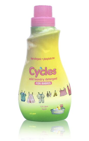 Cycles Baby Detergent Powder 1kg ez things cycles detergent