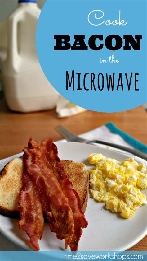 how to cook a in the microwave how to cook bacon in the microwave kasey trenum