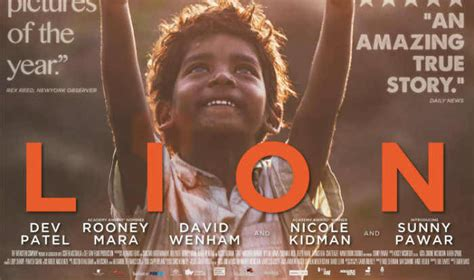 lion film list oscars 2017 nominated film lion to get a special screening
