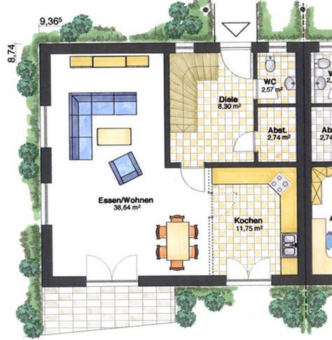 kauf doppelhaushälfte grundriss doppelhaush 195 194 164 lfte mit ausgebautem spitzboden