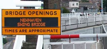 newhaven swing bridge times public transport experience brighton s brightness beckons