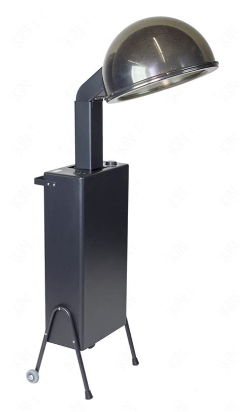 hooded conditioning hair dryer