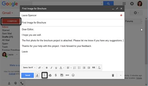 how to email large files as gmail attachments