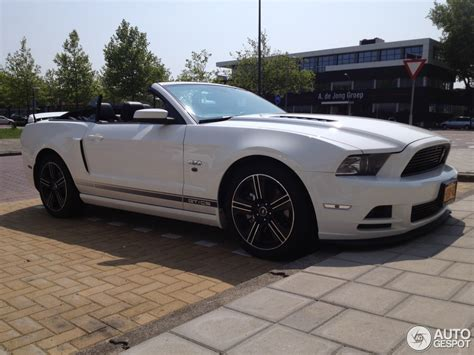 mustang california special 2012 ford mustang gt california special convertible 2012 5