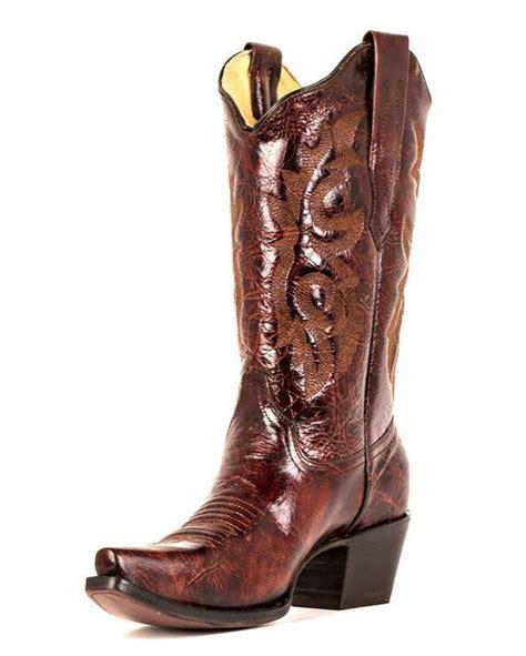 boot c las vegas corral s brown black marble vegas boot