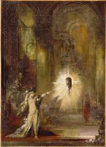 gustave moreau l apparition the apparition undated