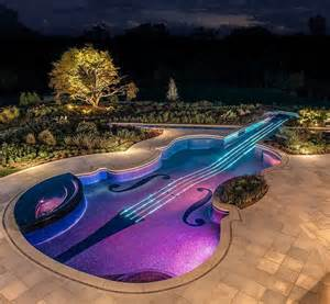 guitar shaped swimming pool guitar swimming pool pictures photos and images for