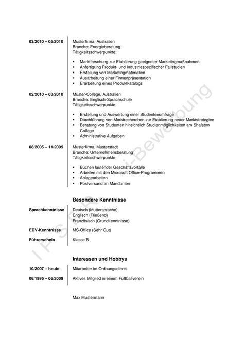 Lebenslauf Qualifikationsprofil Les 7 Meilleures Images 224 Propos De I Bewerbung Initiativbewerbungen Bewerbung Muster